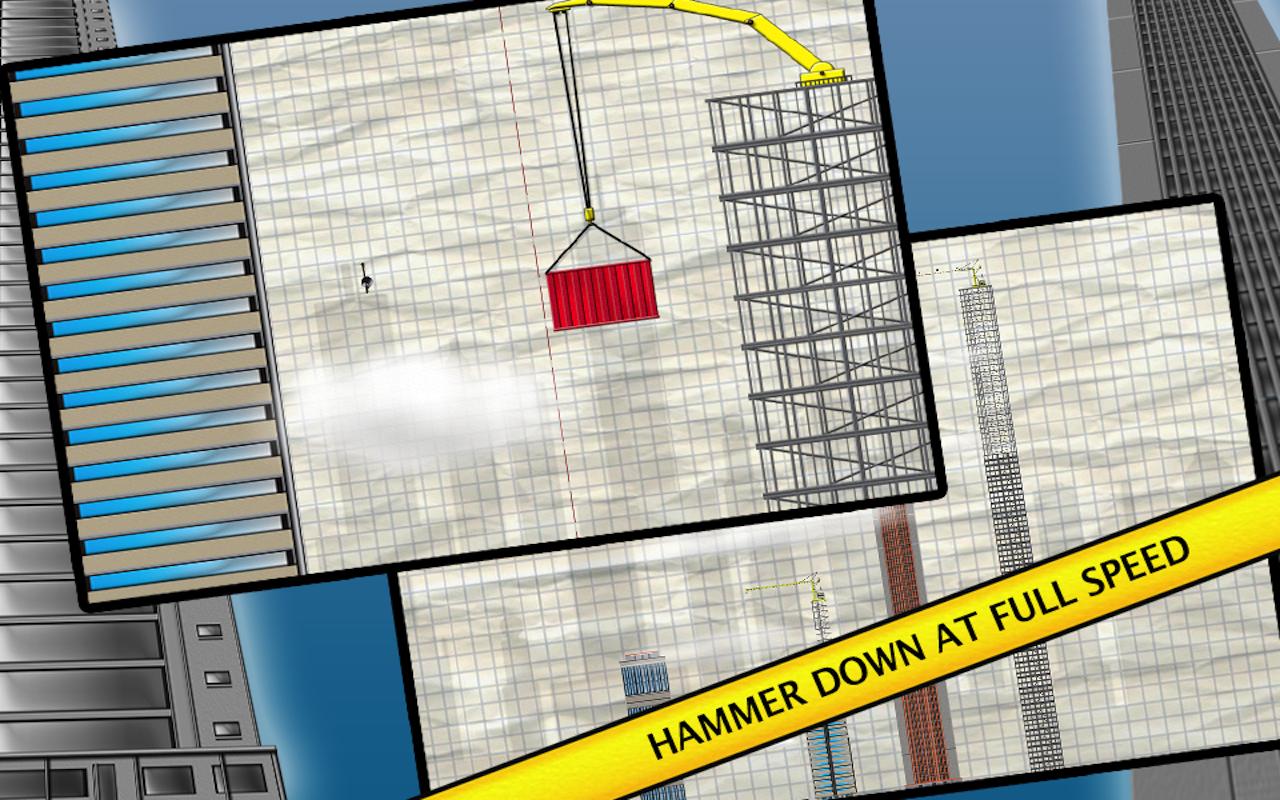 Stickman Base Jumper screenshot #8