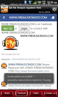 Fire Music Radio- screenshot thumbnail