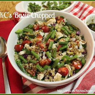 KC's Basic Chopped for Real Food Experience