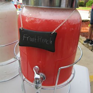 Fruit Punch With Ginger Ale Recipes.