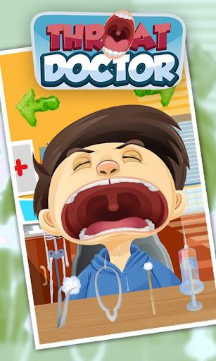 瘋狂的喉嚨醫生