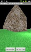 Screenshot of OpenGL ES Examples