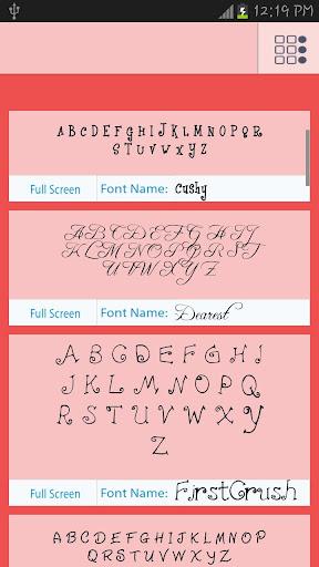 Love Fonts Free