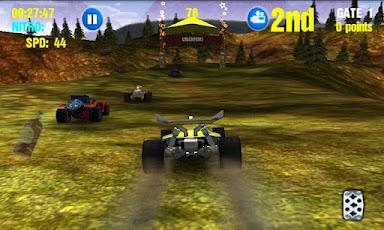 Dust: Offroad Racing