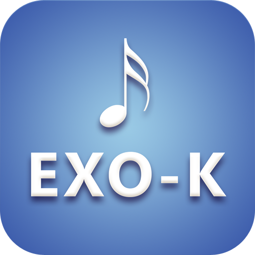 EXO-K Lyrics LOGO-APP點子