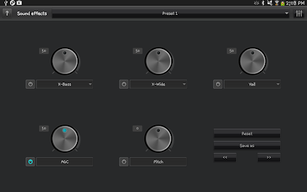 jetAudio Music Player+EQ Screenshot 13