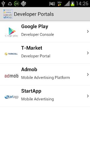 Developer Portals