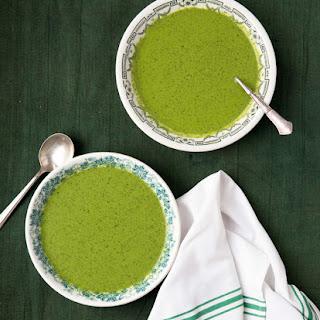 Kerbelsuppe (Cream of Chervil Soup)