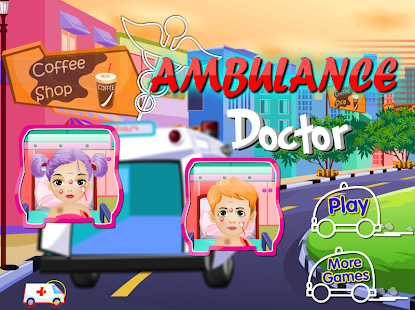 Ambulance Baby Doctor- screenshot thumbnail