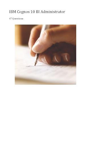 玩教育App|Cognos C2020-622 Prep Exam免費|APP試玩
