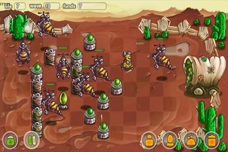 Creepy Creeps Tower Defense - screenshot thumbnail