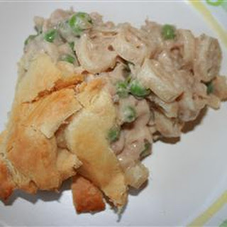 Easy Weeknight Tuna Pot Pie