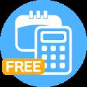 SEIREKIとNENGO電卓(FREE) icon