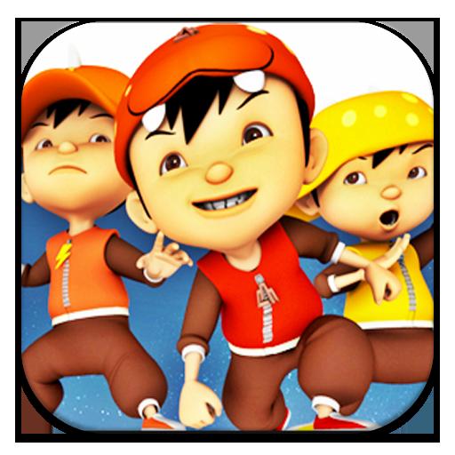 Boboi Boy Action puzzle