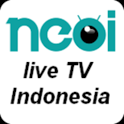 Indonesia TV Live Channels icon