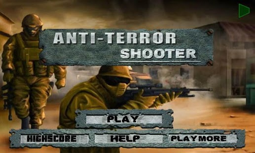 لعبة Anti-Terror Shooter