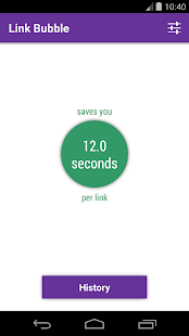 Link Bubble Browser Pro- screenshot thumbnail