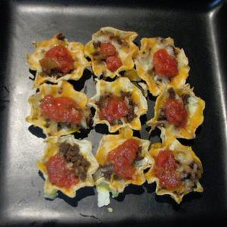Less Mess Nachos