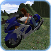 Highway Motorcycle Games 3D