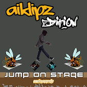 Jump on stage - Airklipz