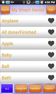 Baby Signing – My Smart Hands- screenshot thumbnail
