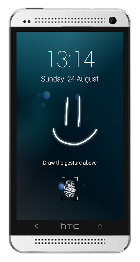 iGest - Gesture Launcher- screenshot