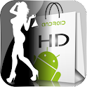 ADW Theme Sexy Girl HD logo