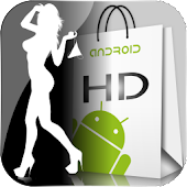 ADW Theme Sexy Girl HD Pack