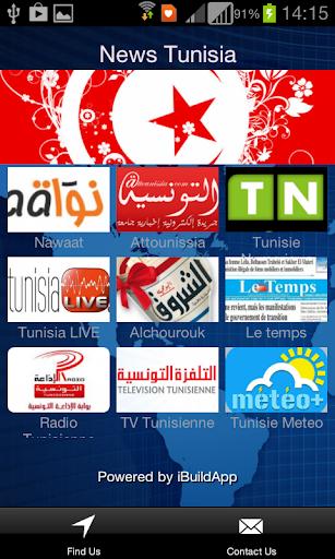 News TUNISIA.