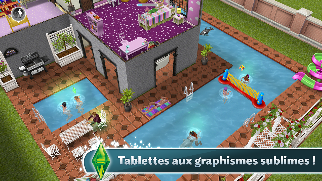Les Sims FreePlay ™ - screenshot