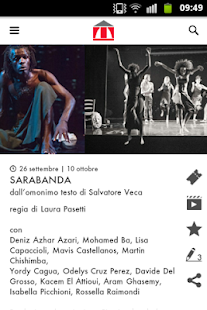 Teatro Franco Parenti - screenshot thumbnail