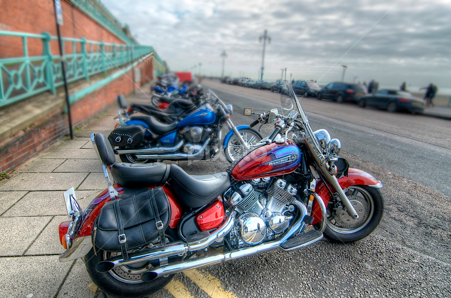 by Mark West - Transportation Motorcycles