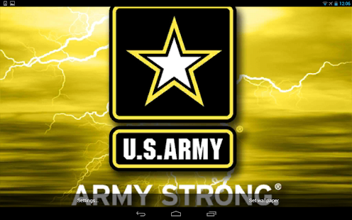 U.S. Army Graphics & Cadences - screenshot thumbnail