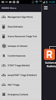 Screenshot of Mobile REMM