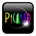Picasso - Draw, Paint, Doodle! icon
