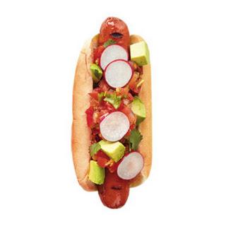 So-Cal Baja Hot Dog