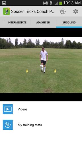 玩免費運動APP|下載Soccer Tricks Coach Lite app不用錢|硬是要APP