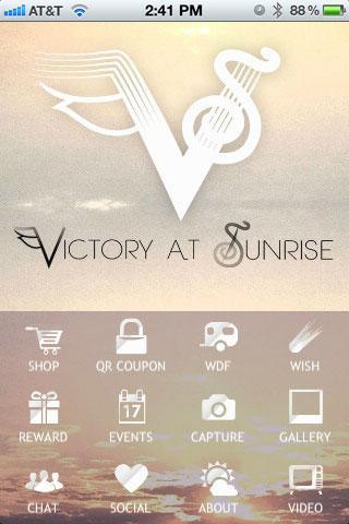 Victory at Sunrise