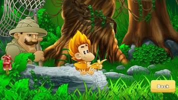 Screenshot of Benji Bananas Adventures