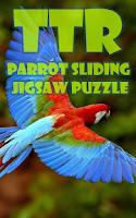 Screenshot of Parrot Sliding Puzzle
