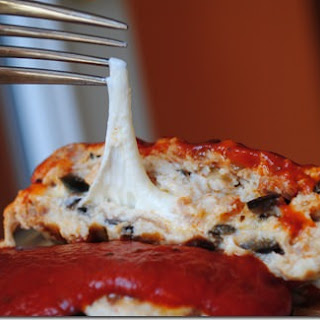 Stuffed Pizza Burgers Recipe