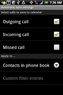 Call Log Manager Pro - screenshot thumbnail