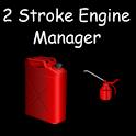 2 Stroke Gas Oil Mix Calc Pro icon