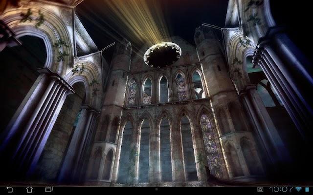 Gothic 3D Live Wallpaper v1.1