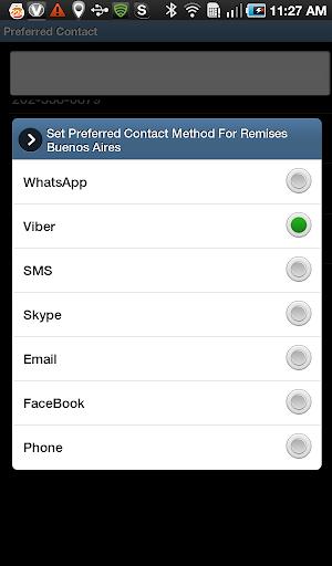 Preferred Contact