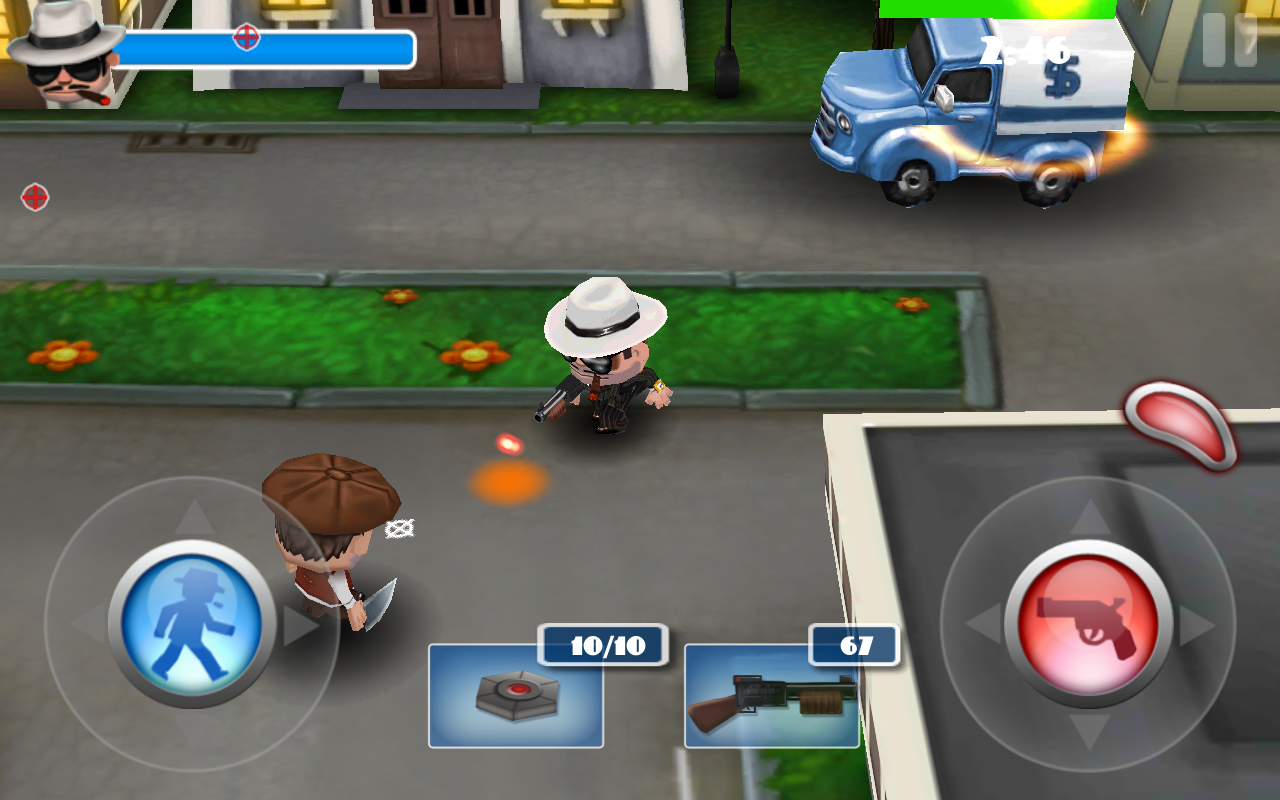 Mafia Rush™- screenshot