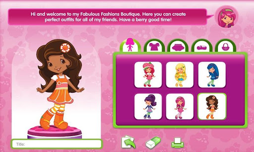 Fresh Fashion Boutique DressUp