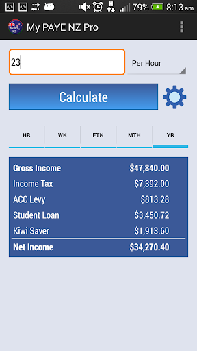 My PAYE NZ Lite