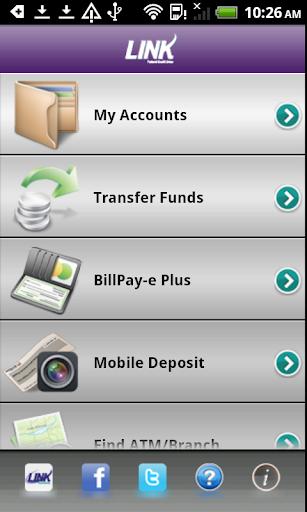 Link FCU Mobile Banking