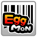 EggMon barcode and QR search for Android™